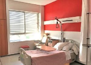 Le service d'hospitalisation du Centre Hospitalier d'Agen