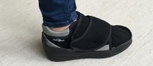 Chaussure de décharge
